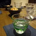 ガラスの盃