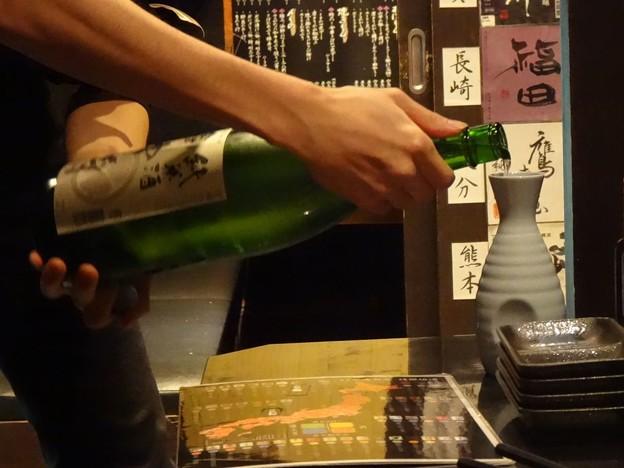 会津中将純米吟醸
