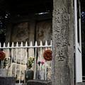 Photos: 佐藤継信公、忠信公兄弟の墓碑