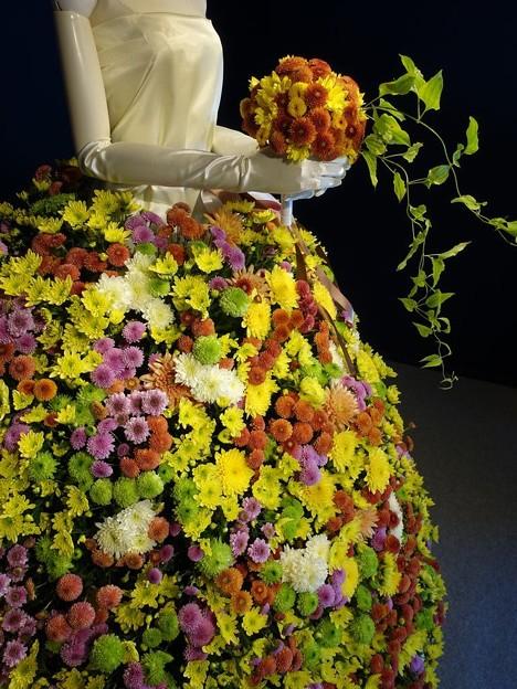 二本松の菊人形展