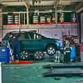 プジョー2008のタイヤ交換