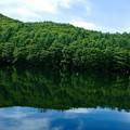 Photos: 曽原湖にて