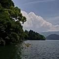 Photos: 桧原湖にて