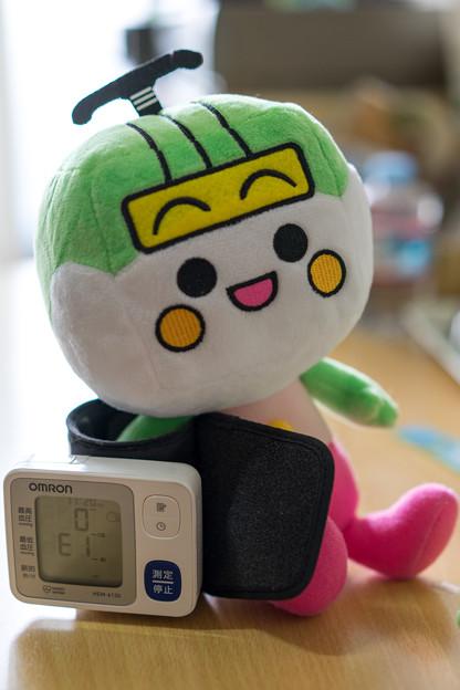 「第137回モノコン」血圧計