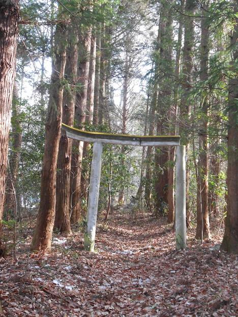 日光市大桑町 高尾神社