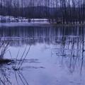 大雪旭岳の湧水