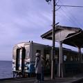 Photos: 四国予讃線 下灘駅