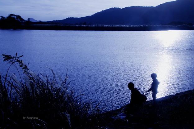 Photos: 釣れるといいね