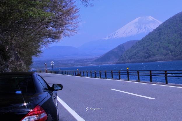 富士山!!