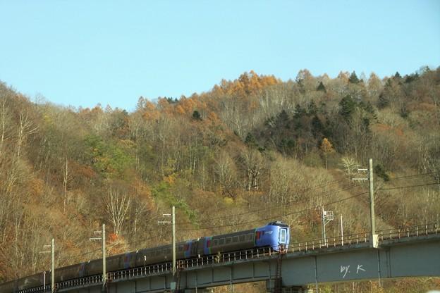 Photos: 北の列車