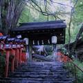 Photos: 貴船神社へ