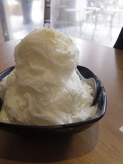 2018/08/27 迪化街「夏樹甜品」にて