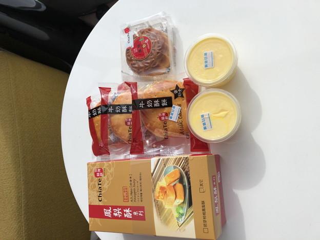 2018/08/28 南京三民「佳徳糕餅」でお買い物