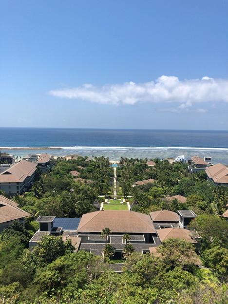 2019/09/10 バリ島ヌサドゥア The Ritz-Carlton Bali にて