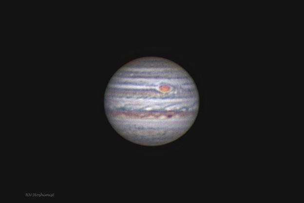 20180429未明の木星