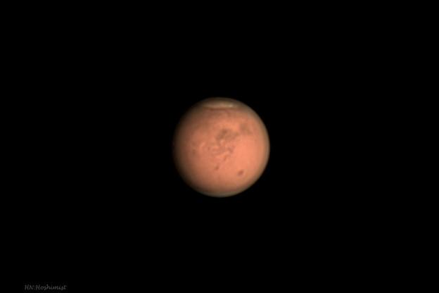 2018-07-11-17:27UTの火星