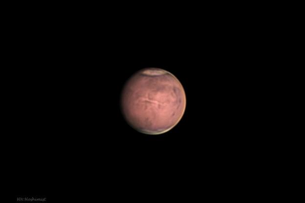 20180714 00:48.5 JSTの火星