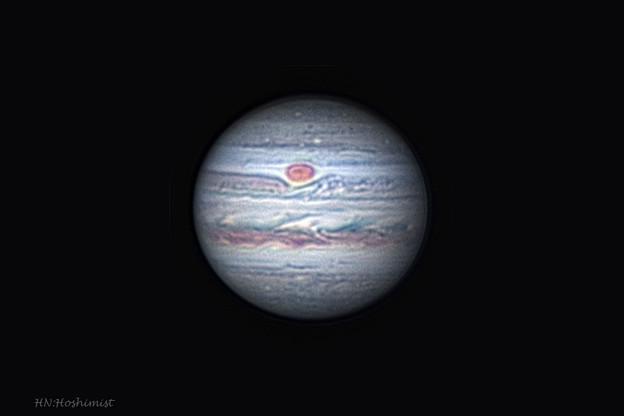 20180718 20:57:40 の木星