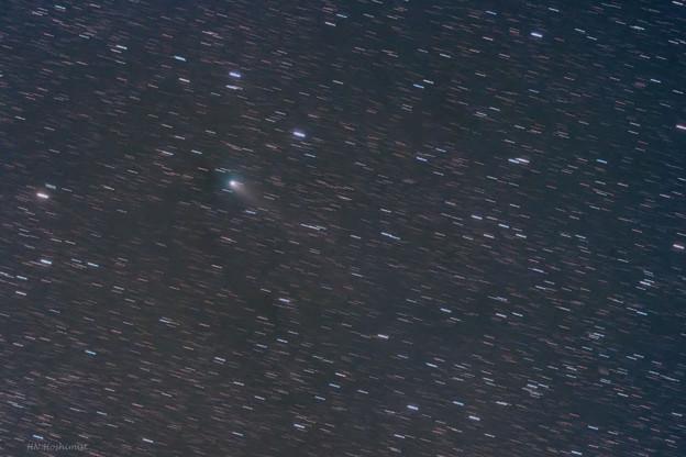 21Pジャコビニ・チンナー彗星 20180804