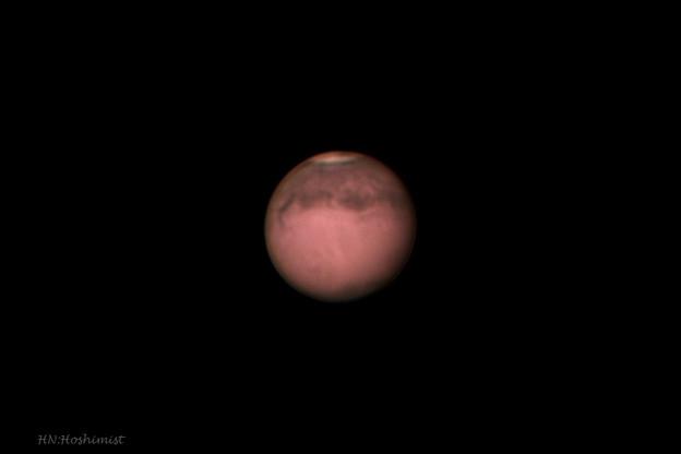 20180810深夜の火星
