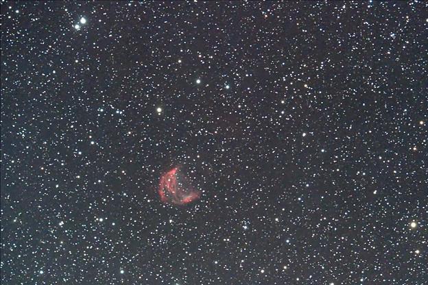 惑星状星雲Sh2-274と散開星団NGC2395