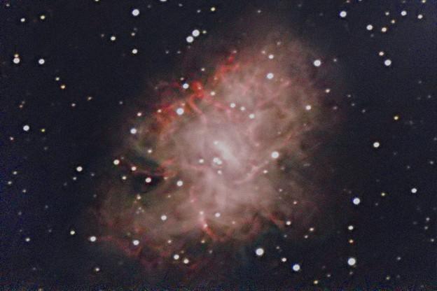 M1かに星雲