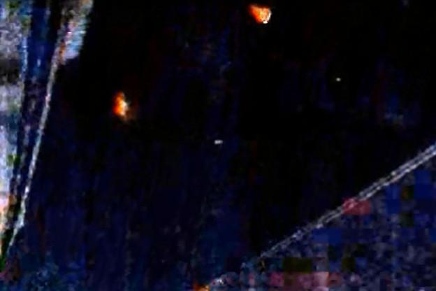 おうし座流星群火球の分裂