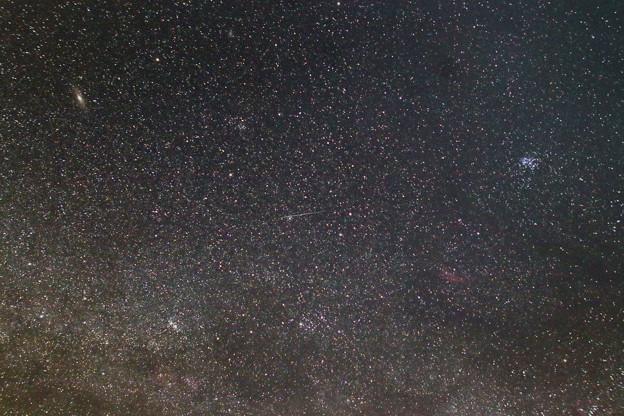 おうし北流星群20181114未明