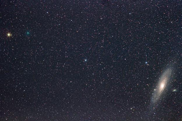 64P スイフト・ゲーレルス彗星 20181115