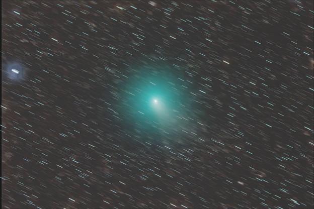 46Pウィルタネン彗星 ようやく
