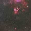 NGC7822-クエスチョンマーク星雲Starnet++