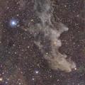 Photos: 魔女の横顔星雲