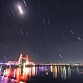 Photos: 昇開橋の星空