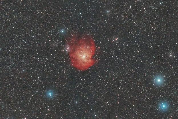 モンキー星雲(20200310再処理)
