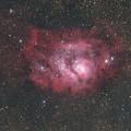 M8干潟星雲