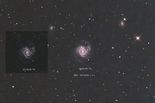 M61超新星SN2020jfo