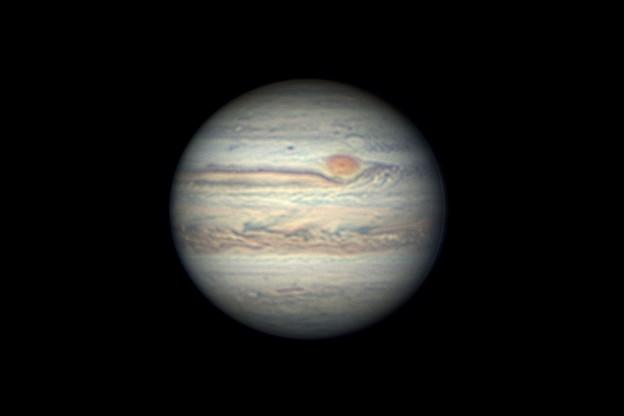 Photos: 2020-08-15-1338_3(UT)の木星