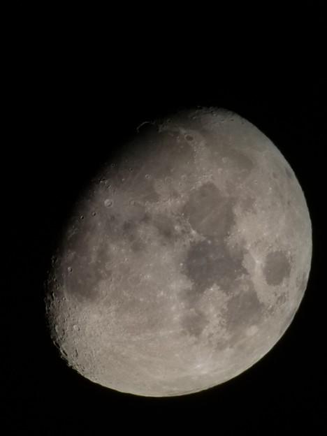 スマホで撮影した月 20200927_203924