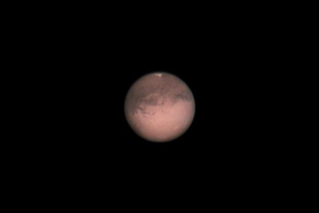 Photos: 2020-10-06-1501_6(UT)の火星
