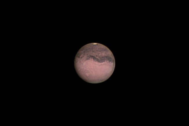 Photos: 2020-10-01-1527_4の火星