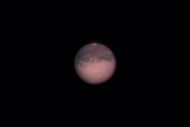 Photos: 2020-10-05-1523_8(UT)の火星