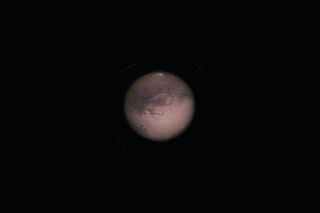 Photos: 2020-10-10-1621_6(UT)の火星