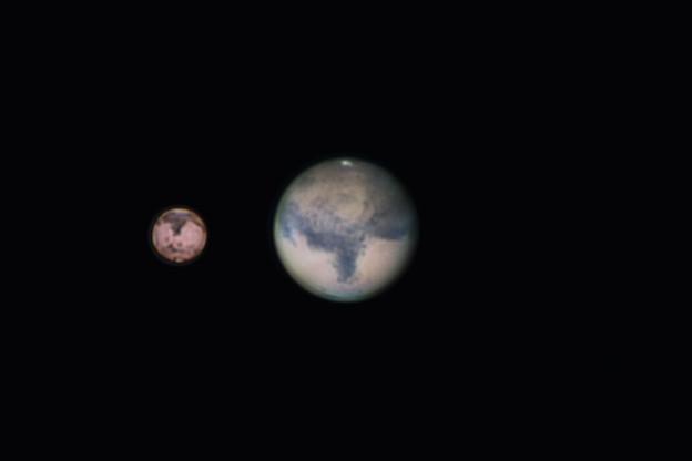 Photos: 2020-10-23-1341_3-UTの火星