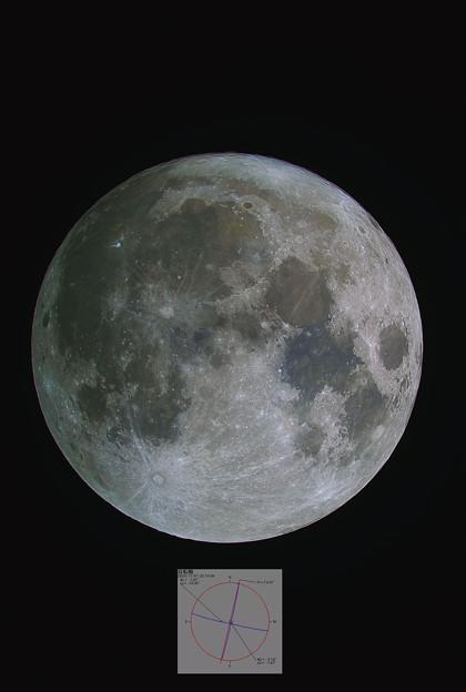 10月2回目の満月