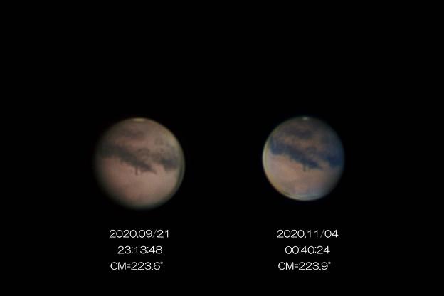 2020-11-03-1540_4の火星