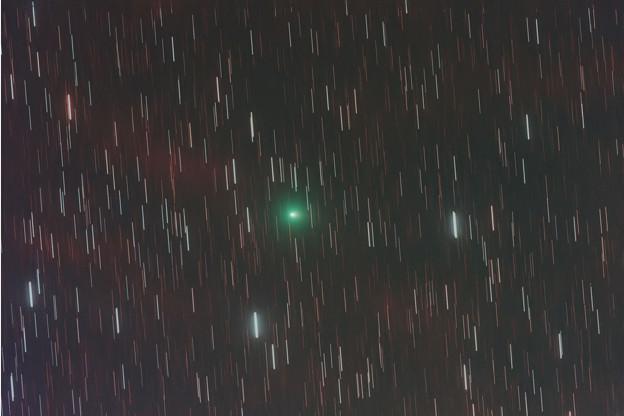 C/2020 M3 アトラス彗星407mm