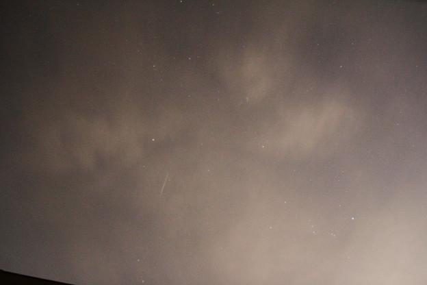 Photos: ふたご座流星群2020.12/13 21:54