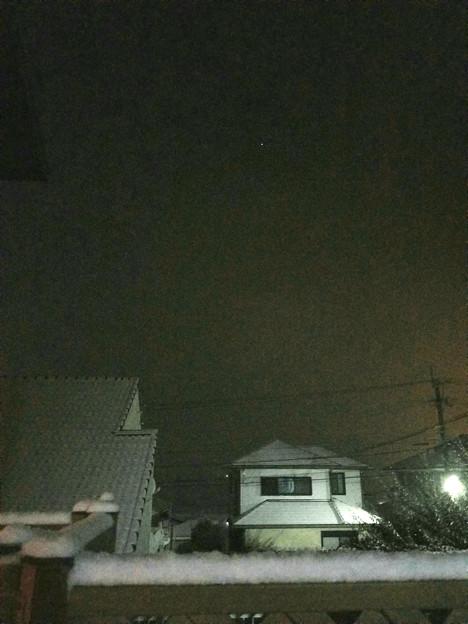 雪夜のアルクトゥルス