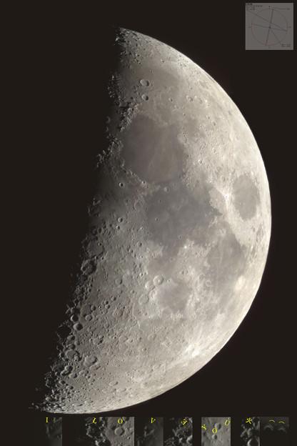 月面Xと月面LOVE