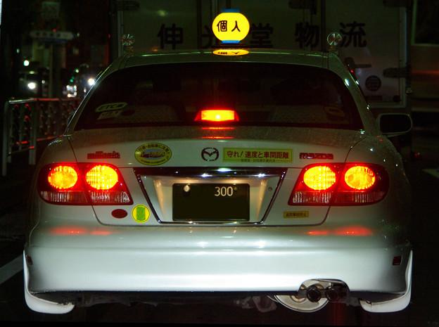 個人タクシー Millenia
